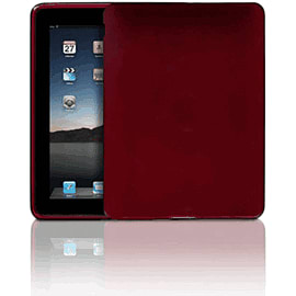 iPad Toughskin - Red Electronics 
