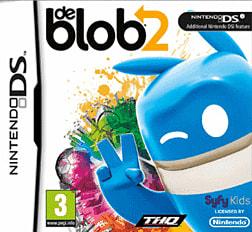 deBlob 2: Underground DSi and DS Lite