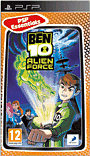 Ben 10 Alien Force Essentials PSP