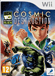 Ben 10 Ultimate Alien: Cosmic Destruction Wii