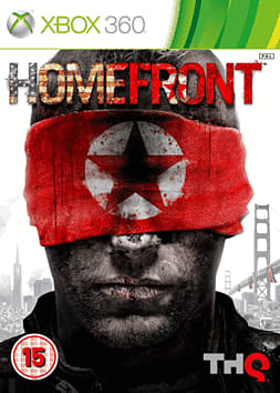 Homefront Xbox 360 Cover Art