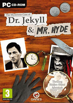 The Mysterious Case of Dr Jekyll and Mr Hyde PC Games and Downloads Cover Art