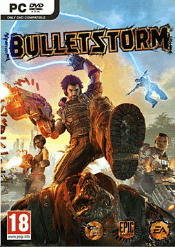 Bulletstorm PC Games and Downloads Cover Art