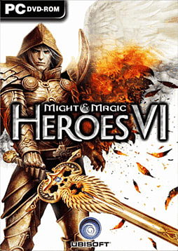 Heroes of Might & Magic VI PC Games and Downloads Cover Art
