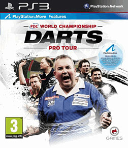 PDC World Championship Darts Pro Tour (Move Compatible) PlayStation 3 Cover Art