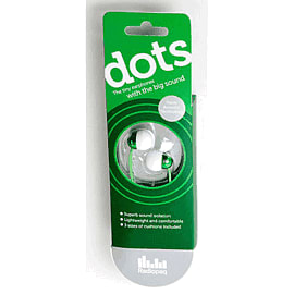 Radiopaq Dots Green Electronics