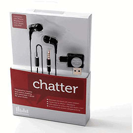 Radiopaq Chatter Headphones Electronics