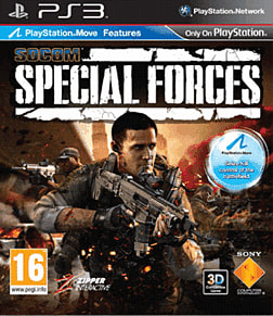 SOCOM: Special Forces (Move compatible) PlayStation 3 Cover Art