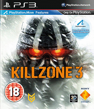 Sci-Fi shooting in Killzone 3 on PS3