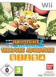Family Trainer: Treasure Adventure Wii