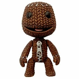 Little Big Planet Sackboy 6 Articulated Figures Toys and Gadgets