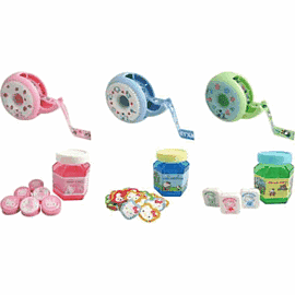 Hello Kitty Stationary Gacha Toys and Gadgets