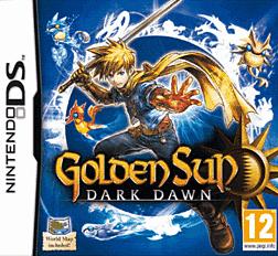 Golden Sun: Dark Dawn DSi and DS Lite