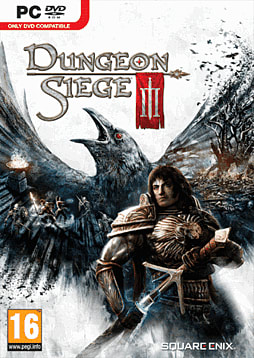 Dungeon Siege 3 PC Games and Downloads Cover Art