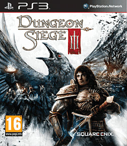 Dungeon Siege 3 PlayStation 3 Cover Art