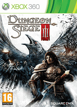 Dungeon Siege 3 Xbox 360 Cover Art