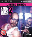Kane and Lynch 2: Dog Days Limited Edition PlayStation 3