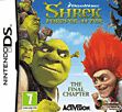 Shrek Forever After DSi and DS Lite