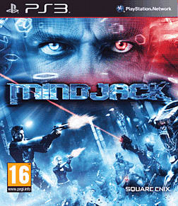 Mindjack PlayStation 3 Cover Art