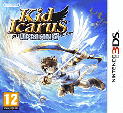 Kid Icarus: Uprising 3D 3DS Cover Art