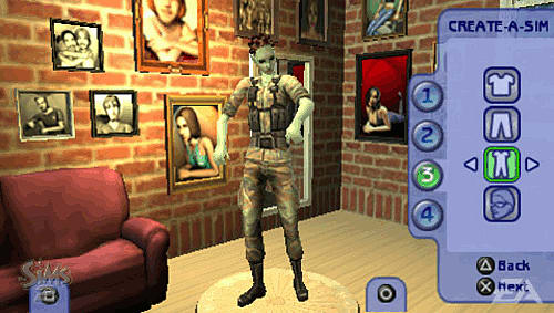 Sims 2, The (USA) ISO < PSP ISOs | Emuparadise