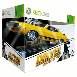 Driver San Francisco Collectors Pack XB 360