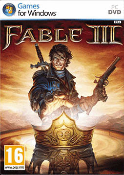 Fable III PC Games and Downloads Cover Art