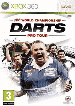 PDC World Championship Darts Pro Tour Xbox 360