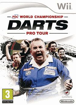 PDC World Championship Darts Pro Tour Wii Cover Art