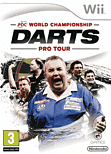 PDC World Championship Darts Pro Tour Wii