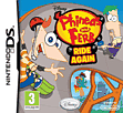 Phineas & Ferb Ride Again DSi and DS Lite