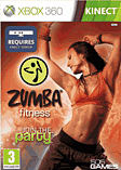 Zumba Fitness Xbox 360 Kinect
