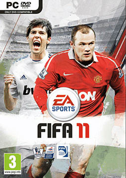 FIFA 11 PC Games and Downloads Cover Art