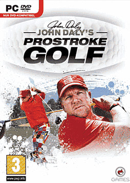 John Daly's ProStroke Golf: World Tour PC Games and Downloads Cover Art