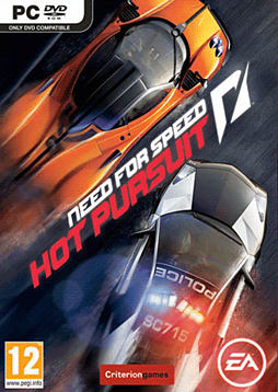 Need for Speed: Hot Pursuit PC Games and Downloads Cover Art
