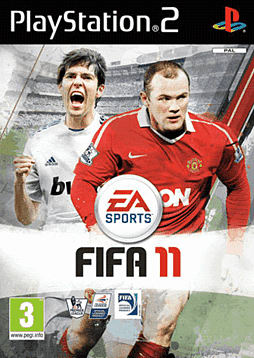 FIFA 11 PlayStation 2 Cover Art