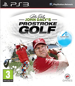 John Daly's ProStroke Golf: World Tour (Move compatible) PlayStation 3 Cover Art