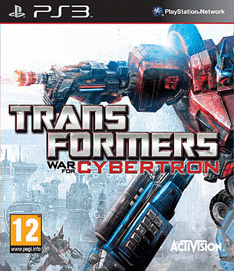 Transformers: War For Cybertron on PS3