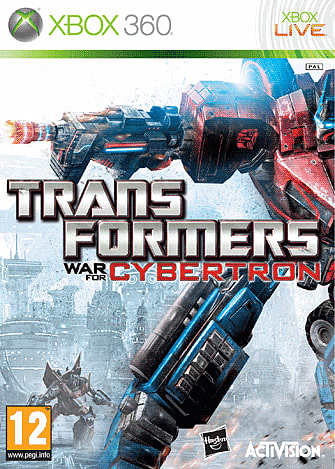 Transformers: War For Cybertron on Xbox 360