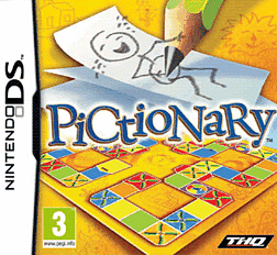 Pictionary DSi and DS Lite
