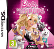 Barbie Groom and Glam Pups DSi and DS Lite