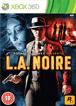 L.A. Noire Xbox 360 Cover Art