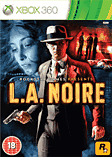 L.A. Noire Xbox 360