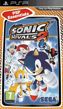 Sonic Rivals 2 (PSP Essentials) PSP