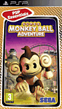 Super Monkey Ball Adventure (PSP Essentials) PSP