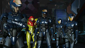 Metroid Prime: Other M screen shot 1