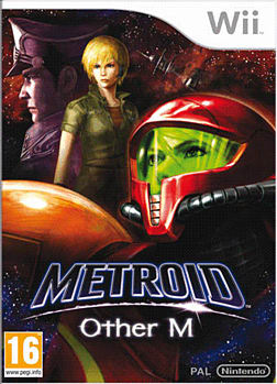 Metroid Prime: Other M Wii Cover Art