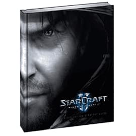 StarCraft II: Wings of Liberty Limited Edition Strategy Guide Strategy Guides and Books