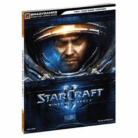StarCraft II: Wings of Liberty Strategy Guide Strategy Guides and Books