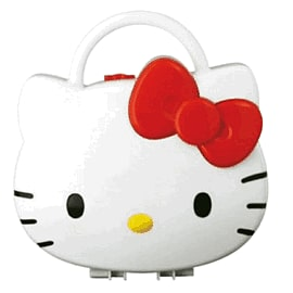 Hello Kitty Hard Case Accessories